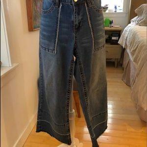 Seven 7 cropped jeans